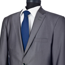 Grey Suit on a Mannequin
